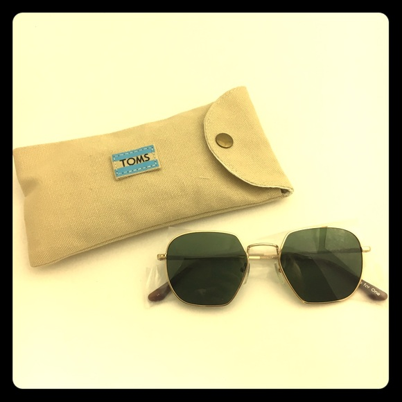 6dd5a7dfefad Toms Sawyer Sunglasses